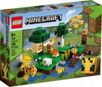 Lego Minecraft A Fazenda Das Abelhas 238 Peças - LEGO 21165 -