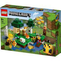 Lego Minecraft A Fazenda das Abelhas - LEGO -