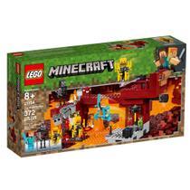 LEGO Minecraft - A Ponte Flamejante - 21154 -
