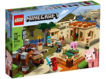 LEGO Minecraft Ataque de Illager 562 Peças - 21160