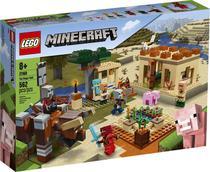 LEGO Minecraft - Ataque De Illager - LEGO 21160 -