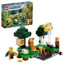 Lego Minecraft Fazenda de Abelhas - 21165 -