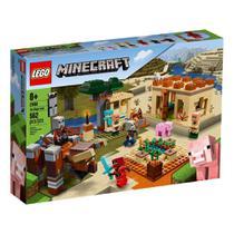 LEGO Minecraft - O Ataque de Illager - 21160 -