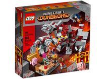 LEGO Minecraft O Combate de Redstone 504 Peças - 21163