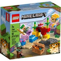 LEGO Minecraft - O Recife de Coral - 21164 -