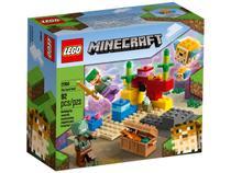 LEGO Minecraft O Recife de Coral 92 peças 21164 -