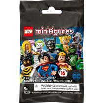 LEGO Mini Figure - DC Comics - Super Heroes Series - Mini Personagem Surpresa - 71026 -