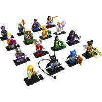 LEGO Mini Figurinhas - DC Super Herois LEGO DO BRASIL -