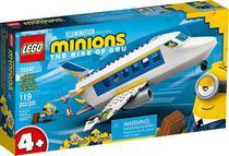 Lego Minions Piloto em Treinamento 75547 -
