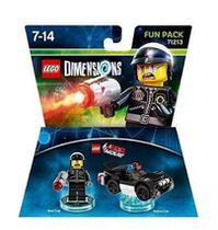 Lego Movie Bad Cop Fun Pack - Lego Dimensions -