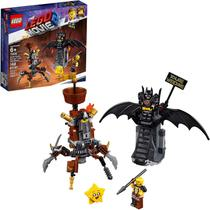LEGO Movie O Filme 2 DC Comics Batman Vs Barba de Ferro 70836