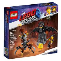 LEGO Movie - O Filme 2 - DC Comics - Batman Vs Barba de Ferro - 70836