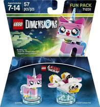 Lego Movie Unikitty Fun Pack - Lego Dimensions -