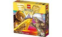 Lego Mulher Maravilha Vs Cheetah 371 Peças 76157 -