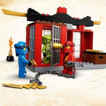 Lego Ninjago - Batalha Lutador Da Tempestade Lego 71703 -