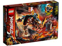 LEGO Ninjago Criatura Mino de Zane 616 Peças - 71719