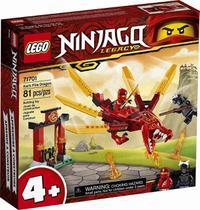 LEGO NINJAGO - Dragão do Fogo do Kai -
