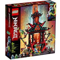 LEGO Ninjago - Império Templo da Loucura - 71712 -