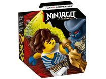 LEGO Ninjago Legacy Combate Épico - Jay vs Serpentine 69 Peças 71732