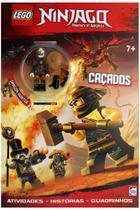 Lego ninjago master of spinjitzu - caçados - Happy Books
