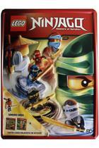 Lego ninjago - mestres do spinjitzu (lata) - Happy Books