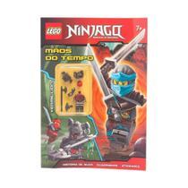 Lego ninjago - mestres do spinjitzu: mãos do tempo - Happy Books
