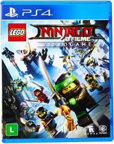 Lego Ninjago Movie Video Game-Ps4 - Wb Games