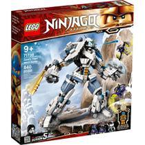 LEGO Ninjago - O Combate do Robô Titã de Zane - 71738 -