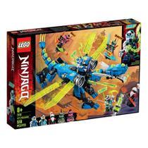 LEGO Ninjago - O Cyber Dragão do jay - 71711 -