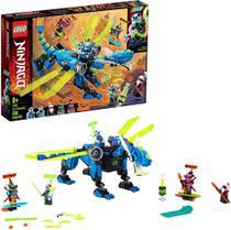 LEGO Ninjago - O Cyber Dragão Do Jay -
