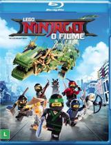 Lego ninjago - o filme (blu-ray) - Warner Home Video