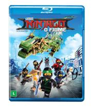 Lego Ninjago - o Filme - Blu-Ray - Warner Home Video