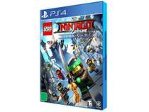 LEGO NINJAGO O Filme Videogame para PS4 - TT Games - Wb Games