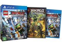Lego Ninjago: O Filme - Videogame para PS4 - Warner