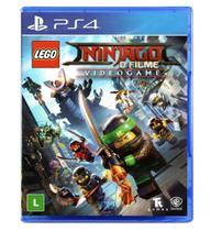 Lego Ninjago o Filme VideoGame  - Ps4 - Sony