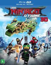 Lego Ninjago - o Filme - Warner home video