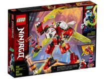 LEGO Ninjago O Jato do Robô Kai 217 Peças - 71707