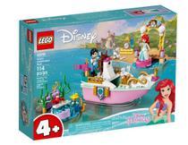 LEGO O Barco de Cerimônia de Ariel - 43191 -