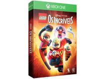 LEGO Os Incríveis: Edição Especial para Xbox One - Warner com Boneco