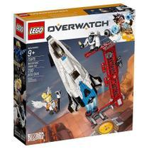 Lego Overwatch - Ponto de vigia : Gibraltar - 75975 -