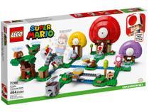 LEGO Pacote de Expansão  - Caça ao Tesouro de Toad 646 Peças 71368