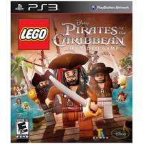 Lego Piratas Do Caribe: The Video Game - Ps3 - Disney