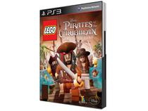 LEGO Pirates of the Caribbean: The Video Game - para PS3 - Disney