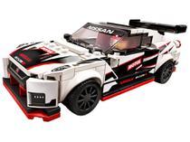 LEGO Speed Champions Nissan GTR Nismo 298 Peças - 76896
