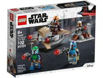 Lego Star Wars 75267 Pack de Batalha Mandalorian - 102 pçs -