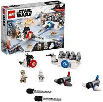 Lego Star Wars Ataque Gerador Action Battle Hoth - 75239 -