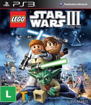 Lego Star Wars III  - Ps3 - Lucasarts