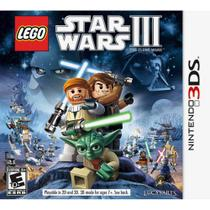 Lego Star Wars III: The Clone Wars - 3DS - Nintendo