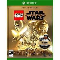 Lego Star Wars o despertar da força (Edição deluxe) - Xbox One - Warner bros