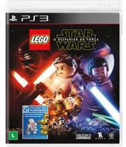 Lego Star Wars O Despertar da Força PS3 - Capcom -